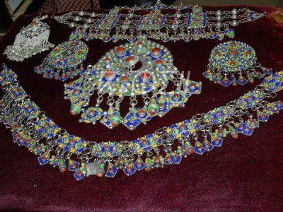 les bijoux kabyle... entre symbole et ésthétique