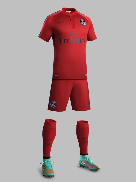 PSG 2014-15 Nike Third