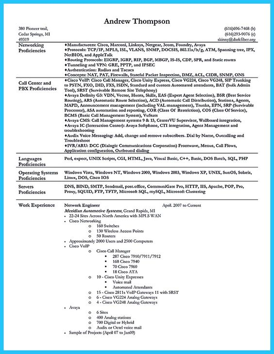 nice Cool Information and Facts for Your Best Call Center Resume - call center resume samples
