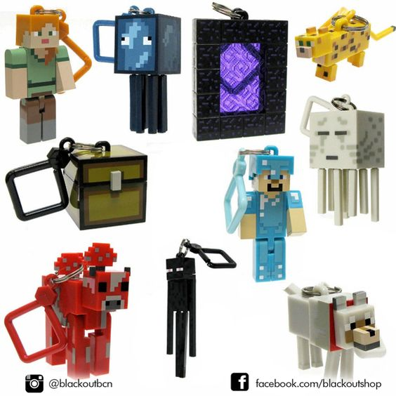 Llaveros / keychain Minecraft #minecraftpe #minecrafter #minecraft #creeper #game #blackoutbcn #blackout #instatoy #minifigureslife #minifigures #minifigure #wakeup #levantate #instalike #instafollow #minecraftpc #minecraftfx #toy #toys #toygram #keychain #llaveros