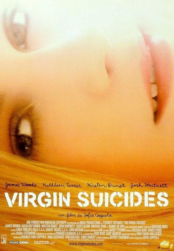 Affiche du film Virgin suicides