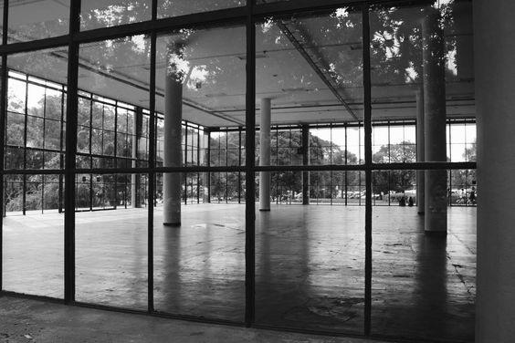 Parque Ibirapuera - Niemeyer