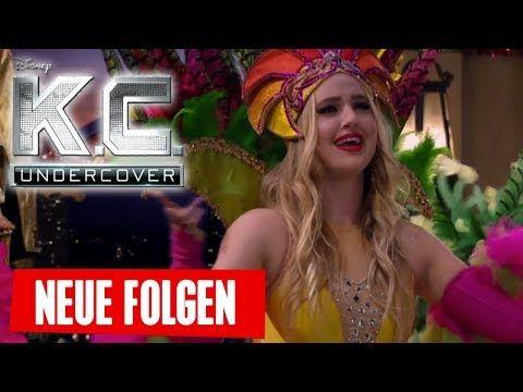 K C Undercover Clip Karneval Die Neuen Folgen Im Disney Channel Youtube Disney Channel Karneval Disney