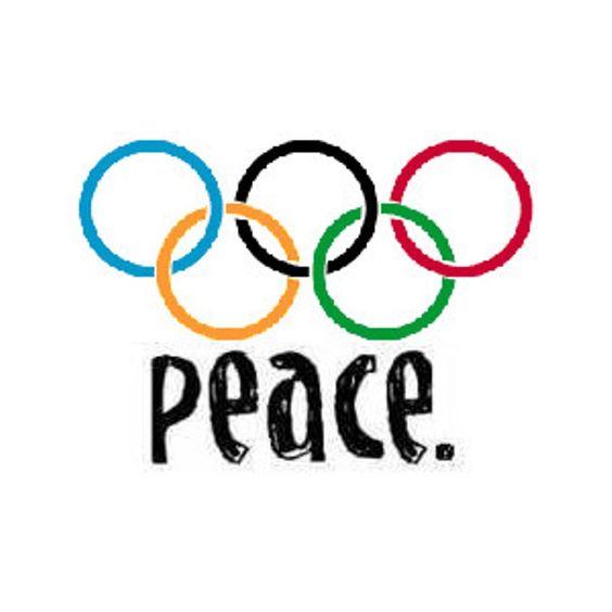 Olympic Peace Man