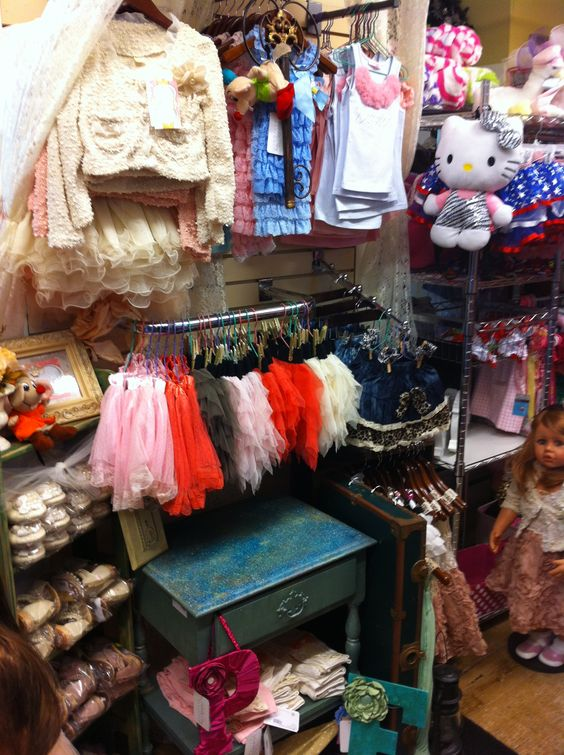 Baby store display old town and vintage baby clothes on pinterest