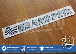 Renault Clio Grand Prix Autocollants Stickers Logo Monogrammes RTI 16s 16V | eBay