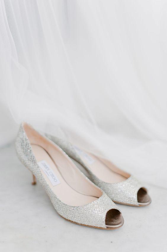Chic Pastel Garden Wedding in Belgium | Kitten heels, Destination ...