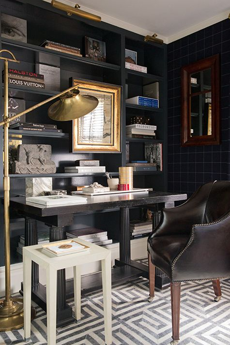 masculine office. luxury office full decoratin and furnishing project for ceodirector paneled rooms pinterest furniture masculine