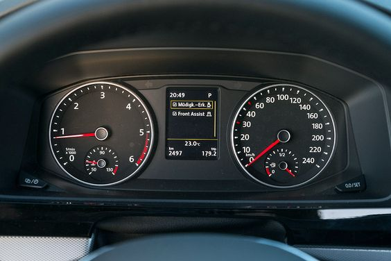 VW Bulli T6 (IAA 2015): Erster Fahrbericht - Bilder - autobild.de