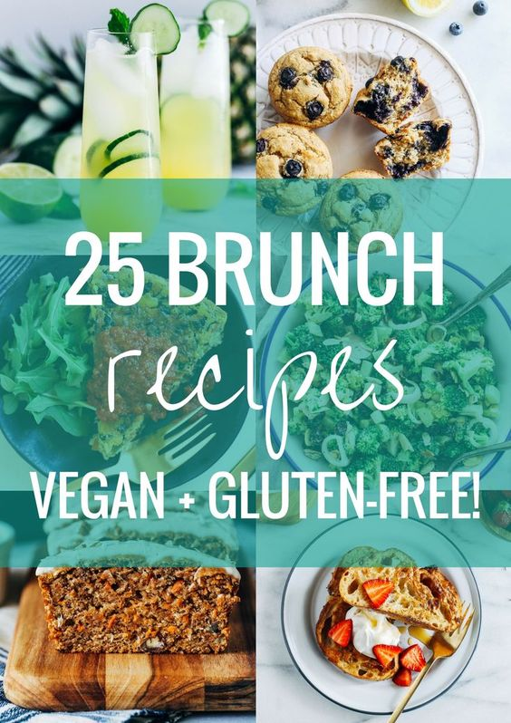 25 Vegan Gluten-free Mother's Day Brunch Recipes - Making Thyme for Health
