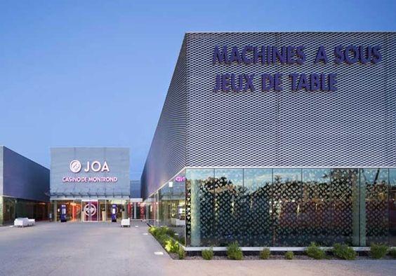 Découvrez les nombreuses machines à sous et jeux de table du nouveau casino JOA de Montrond-les-Bains.
