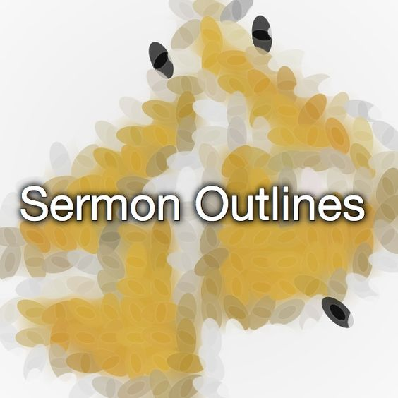 baptist sermon outlines on father's day