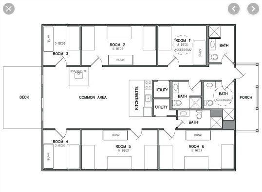 Boarding House Floor Plan Design In 2020 Floor Plan Design House Floor Plans Home Design Floor Plans