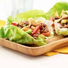 Biggest Loser Recipes - Asian Lettuce Wraps