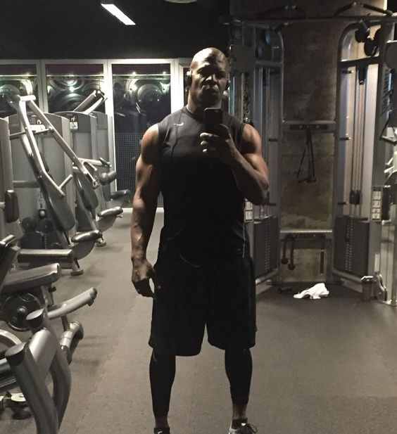 Obsession is absolutely necessary to be great to be king to be the very best at what you do. - CT FLETCHER by terrycrews