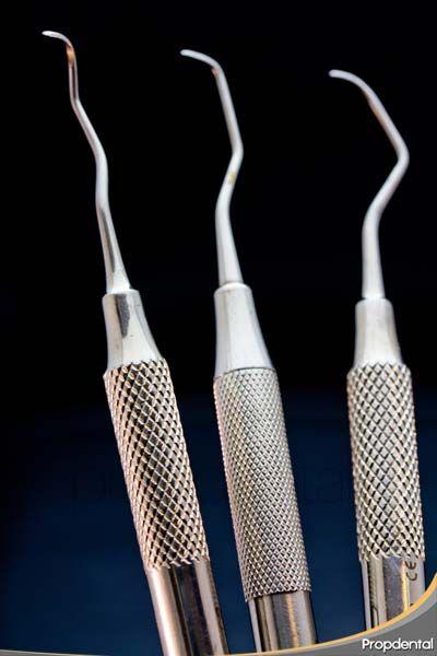 Curetaje dental #curejas que usa el periodoncista de