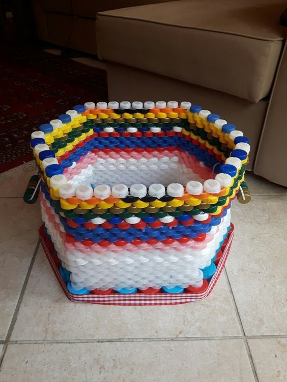 Pin By S Rabie On Science Fair Bottle Top Crafts Plastic Bottle