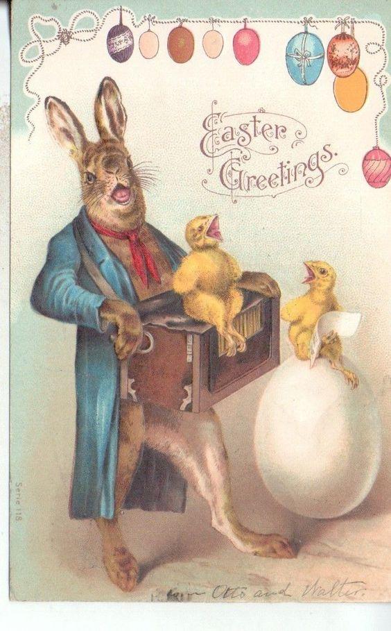 All about dollhouses and miniatures: Printables voor Pasen voor het poppenhuis: