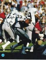 Kenny King Oakland Raiders Autographed 8x10 Photo