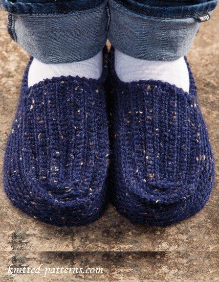[Free Pattern] Your Men's Feet Will Be In Heaven With These Super Comfortable Crochet Slippers - http://www.dailycrochet.com/free-pattern-your-mens-feet-will-be-in-heaven-with-these-super-comfortable-crochet-slippers/