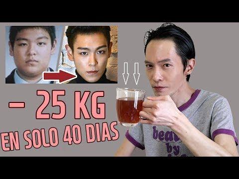 Como bajar de peso como los coreanos
