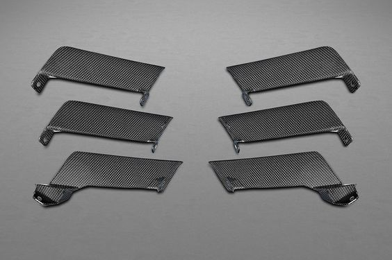 Capristo carbon air outlet ribs for Ferrari 458 Speciale, now available from Scuderia Systems, see full exterior range here: http://scuderiasystems.com/Products/_prod_Capristo-Carbon-Fibre-Range---Ferrari-458-Speciale_2063.htm
