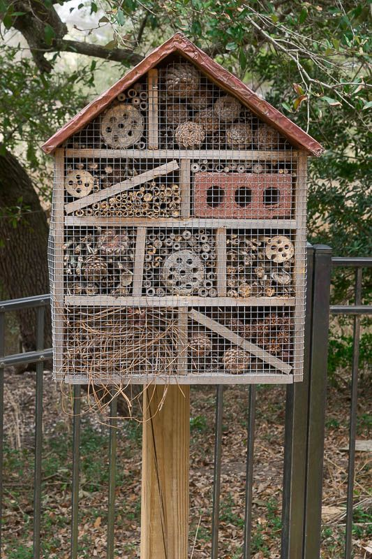 Why Are Insect Hotels Beneficial To Gardens
