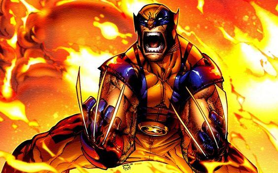 X-men Comic | Wolverine X Men comics HD wallpaper