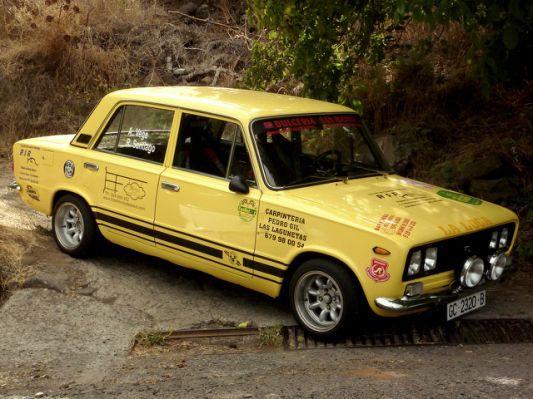 Fiat 125 Special Fulvio Frioli Alfas