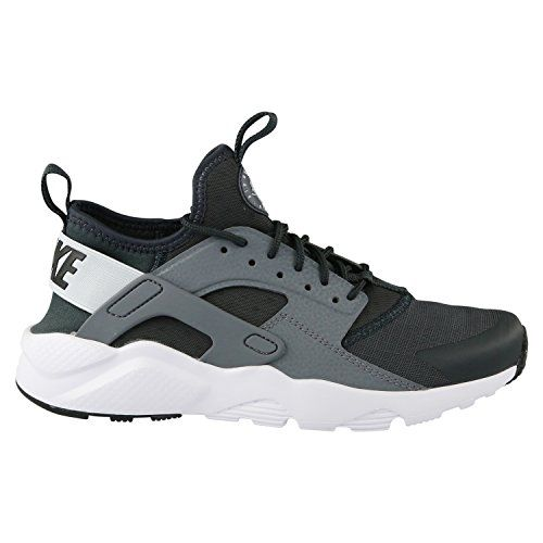 imperdonable Mendicidad Disciplinario  Nike Air Huarache Ultra Boys Shoe Anthracite/Cool Grey/White/Pure Platinum  847569-008 (5 M US) … | Sneakers men fashion, Nike air huarache ultra, Air  huarache ultra