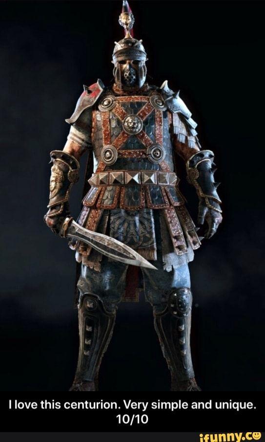 For Honor Centurion Memes : honor, centurion, memes, Centurion., Simple, Unique., 10/10, IFunny, Concept, Anime, Character, Design,, Centurion