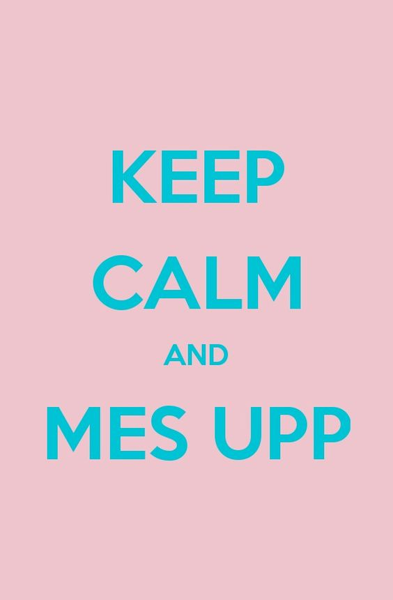 (Krrp calm and mess up)