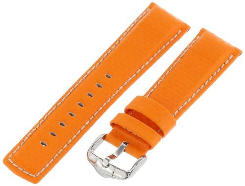 Hirsch 025920-76-24 24 -mm Genuine Calfskin Armbanduhr Strap - http://uhr.haus/hirsch-17/hirsch-025920-76-24-24-mm-genuine-calfskin-strap