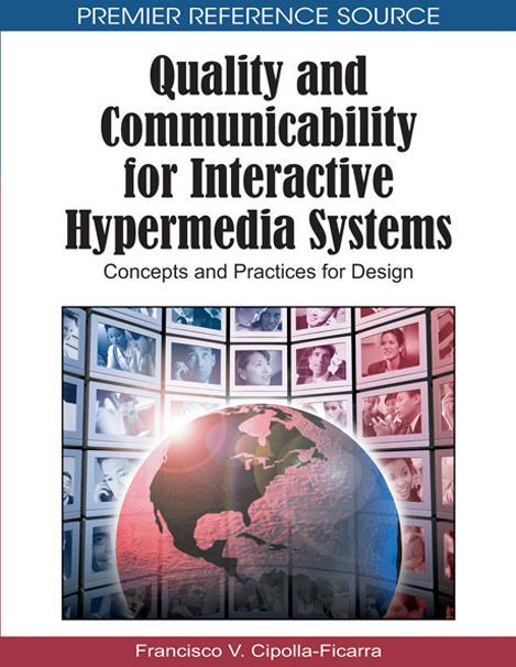 I'm selling Quality and Communicability for Interactive Hypermedia Systems: Concepts and Practices for Design - $90.00 #onselz