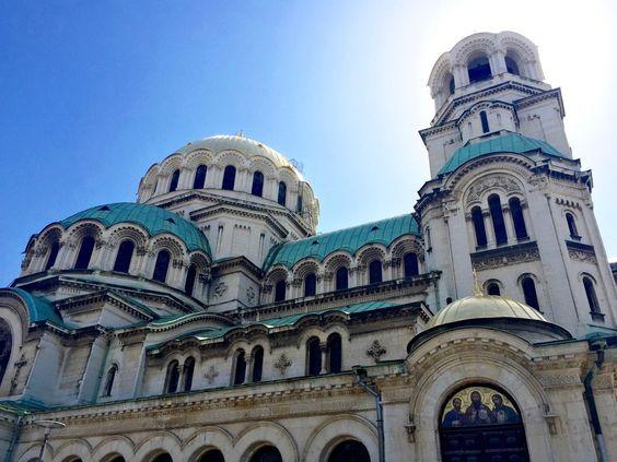 Reisetipp Sofia: Alexander-Newski-Kathedrale