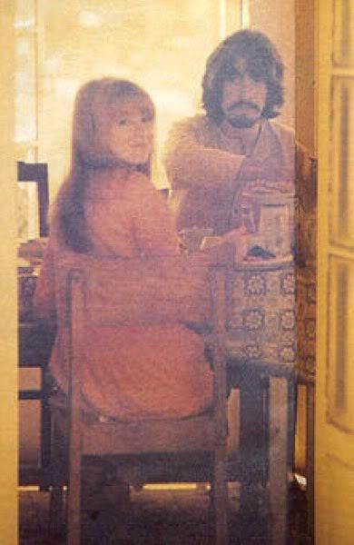Jane Asher♥♥George H. Harrison in India