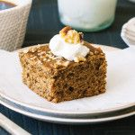 Espresso Coffee Cake Recipe | Slow Cooker Recipes - Clean Eating