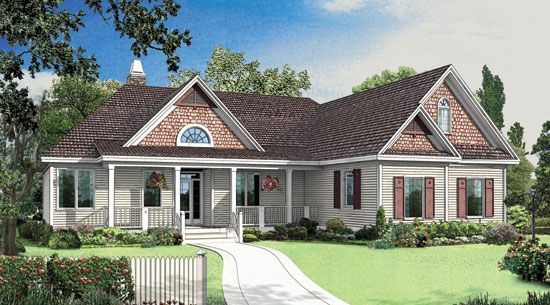 Cedar shake siding house plans and shake siding on pinterest for Cedar shake home plans