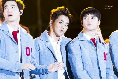 091015 One K One Dream Concert #EXO
