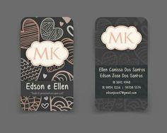 Cartão de visita Consultor(a) de Beleza Independente Mary Kay - Edson e Ellen  Cartão 48x88mm Couche 300g 4x4 verniz localizado  #MaryKay #AbDesigner #AbFotografia #top #Design #CasalMK #CartãoExclusivo