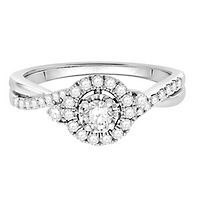 Halo Rings & Halo Engagement Rings - Helzberg Diamonds