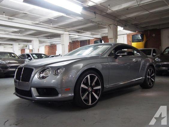 2014 Bentley GT V8S Mulliner in Hallmark