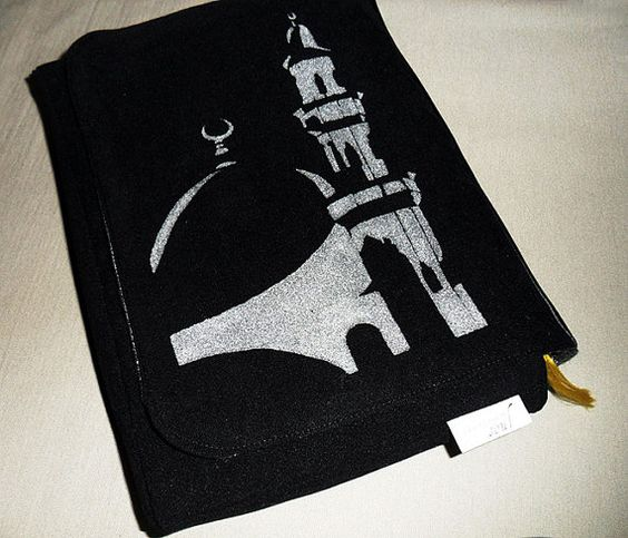love this idea! Masjid #Quran Cover by sketchedsoul on Etsy, $15.00