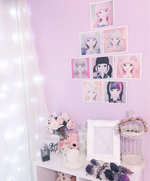 Kawaii Room Decor 87 Kawaii Room Pastel Room Room Decor