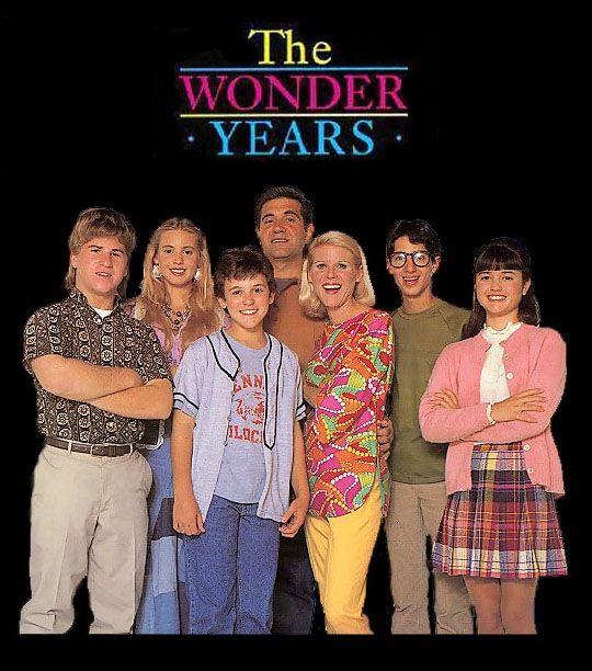 The Wonder Years (1988-1993)