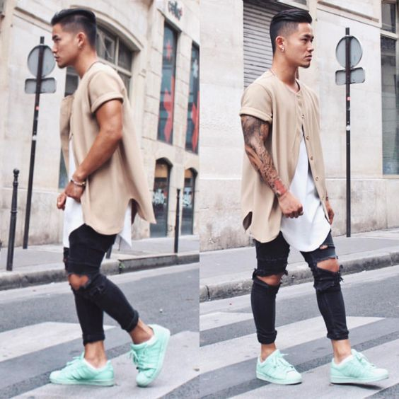 Urban Men's Fashion