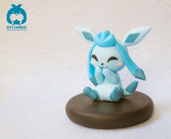 Hey, I found this really awesome Etsy listing at https://www.etsy.com/uk/listing/449790176/glaceon-eevee-evolution-pokemon-figure