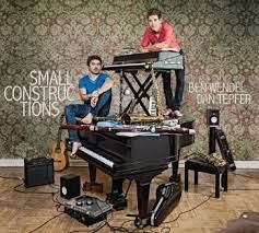 "BEN WENDEL/ DAN TEPFER: "" small constructions "" (sunny side records/ naive) jazzman 648 p.68 4* personnel: ben wendel (saxes) dan tepfer (p, fender rhodes, as)"