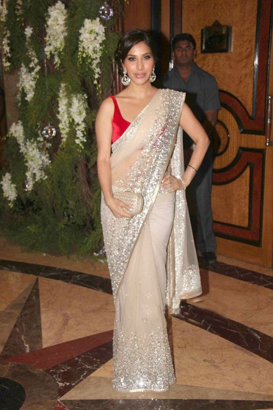 Guest at Ritesh Deshmukh and Genelia D'Souza's Sangeet Ceremony