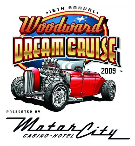 Great gift idea! The 2013 Woodward Dream Cruise Calendar is now - vehicle order form